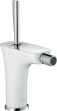 PURAVIDA - SINGLE LEVER BIDET MIXER WITH POP-UP WASTE SET