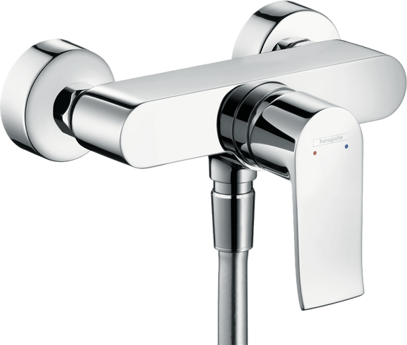 METRIS SINGLE LEVER SHOWER MIXER FOR EXPOSED INSTALLATION