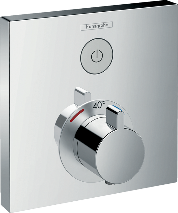 SELECT THERMOSTAT FOR CONCEALED INSTALLATION FOR 1 FUNCTION