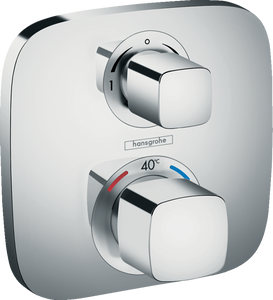 ECOSTAT E THERMOSTAT FOR CONCEALED INSTALLATION FOR 2 FUNCTIONS