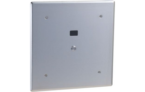 COMMERCIAL TRIM ONLY FOR HARD WIRE OPERATED ELECTRONIC CONCEALED FLUSH VALVE