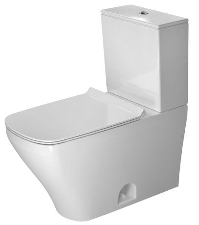 DURASTYLE TWO-PIECE TOILET