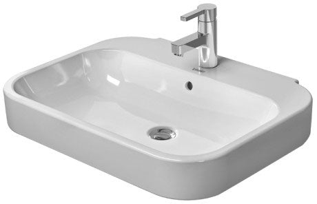 HAPPY D.2 WASHBASIN 3-HOLE
