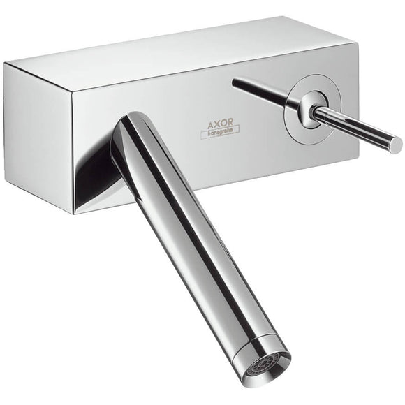AXOR STARCK X SINGLE LEVER BASIN MIXER TAP WALL MOUNTED