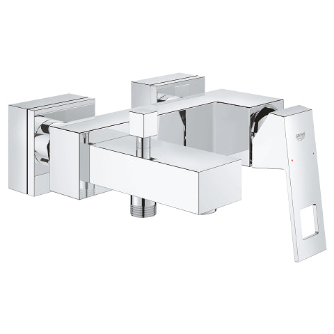 EUROCUBE SINGLE-LEVER BATH MIXER 1/2