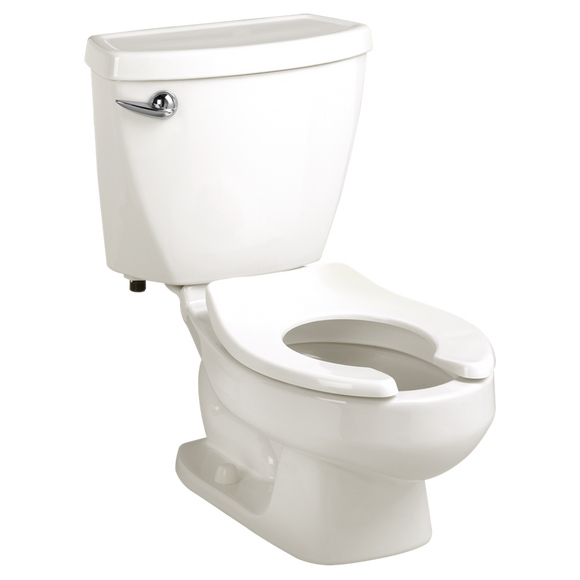BABY DEVORO 1.28 GPF FLOWISE 10 INCH HIGH ROUND FRONT TOILET