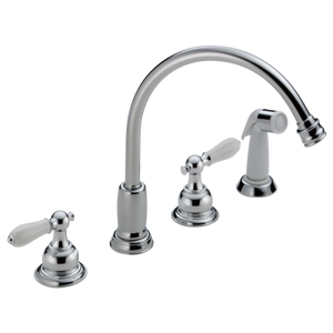 NEO STYLE TWO HANDLE KITCHEN FAUCET.LESS HANDLE