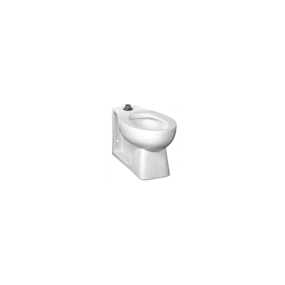NEOLO 1.6 GPF ONE-PIECE ELONGATED TOILET WITH TOP SPUD WALL OUTLET