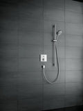 RAINDANCE S120- AIR 3JET UNICA S SHOWER SET -  PURO 0.90 M-  CHROME