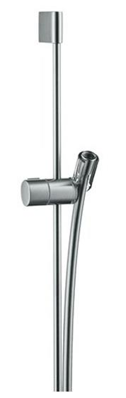 AXOR STEEL - SHOWER BAR SET 0.90M.WITH FLEXEBLE HOSE 1.60M S.ST