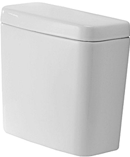 D-CODE CISTERN WITH SINGLE FLUSH MECHANISM