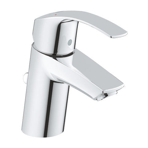 EUROSMART SINGLE-LEVER BASIN MIXER 1/2  S-SIZE