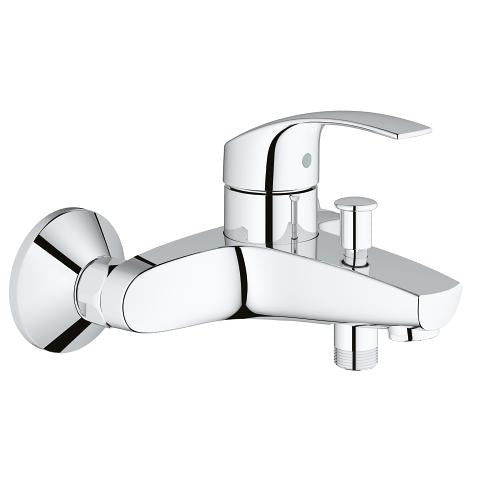 EUROSMART SINGLE-LEVER BATH MIXER 1/2