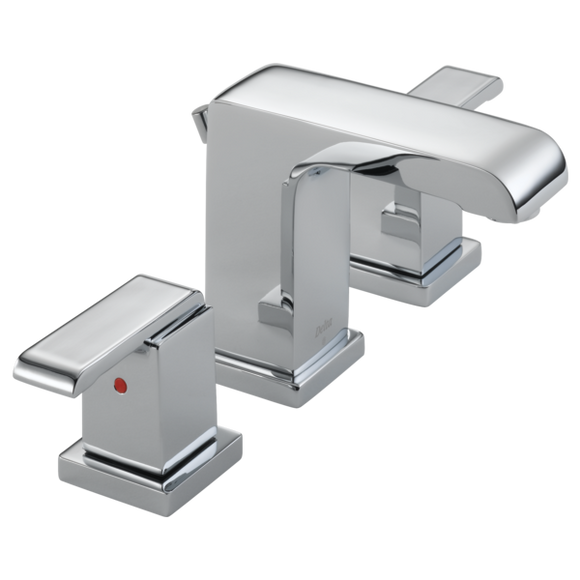 ARZO TWO HANDLE WIDESPREAD BATHROOM FAUCET