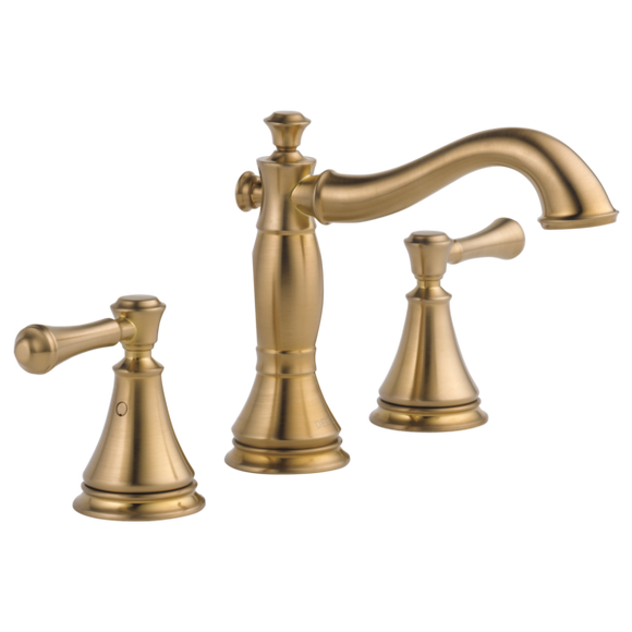 CASSIDY TWO HANDLE WIDESPREAD BATHROOM FAUCET