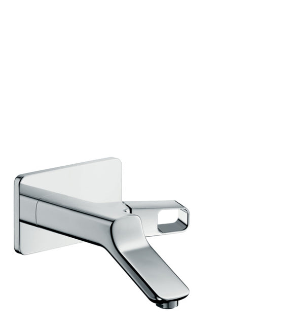 AXOR URQUIOLA SINGLE LEVER BASIN MIXER FOR CONCEALED INSTALLATION WALL-MOUNTED WITH SPOUT 200 MM