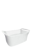AXOR URQUIOLA WASH BASIN 624/399 WALL-MOUNTED