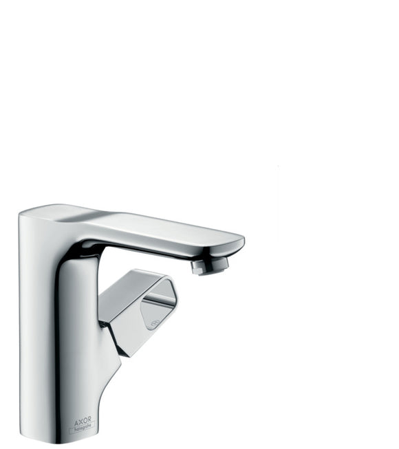 AXOR URQUIOLA SINGLE LEVER BASIN MIXER 130 WITH POP-UP WASTE SET