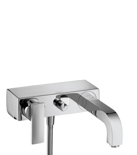 AXOR CITERIO SINGLE LEVER BATH MIXER FOR EXPOSED INSTALLATION WITH LEVER HANDLE
