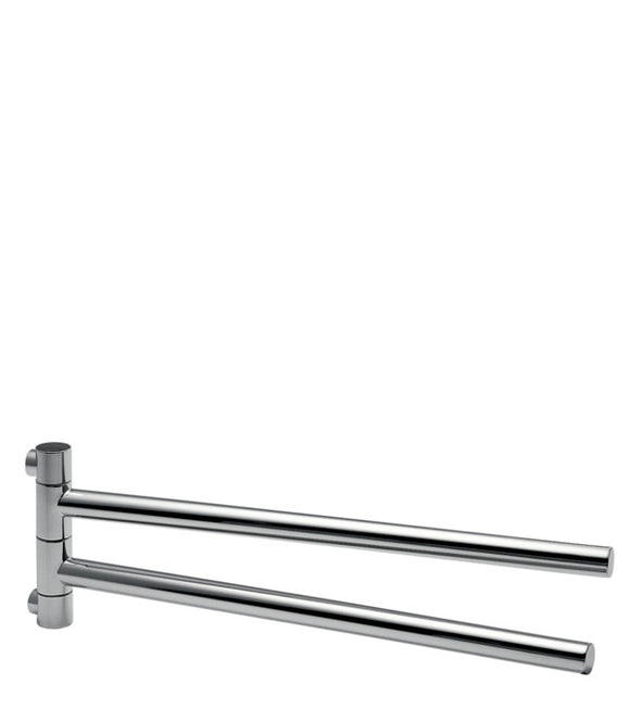 AXOR STARCK TOWEL HOLDER TWIN-HANDLE AXOR STARCK
