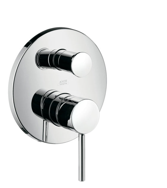 AXOR STARCK- SINGLE LEVER BATH MIXER FOR CONCEALED INSTALLATION WITH PIN HANDLE