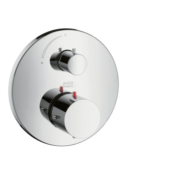 AXOR STARCK- THERMOSTAT FOR CONCEALED INSTALLATION WITH SHUT-OFF VALVE