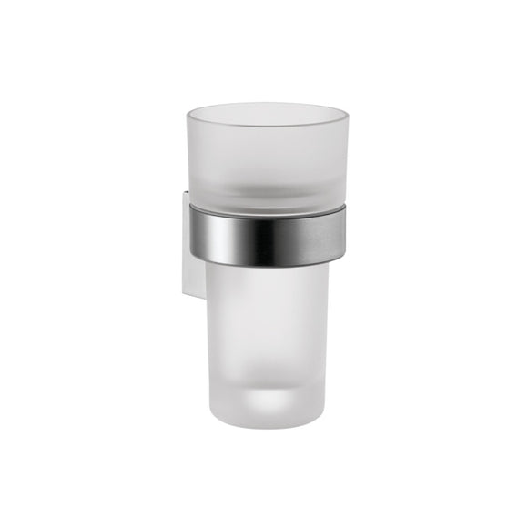 AXOR STEEL  TOOTHBRUSH TUMBLER