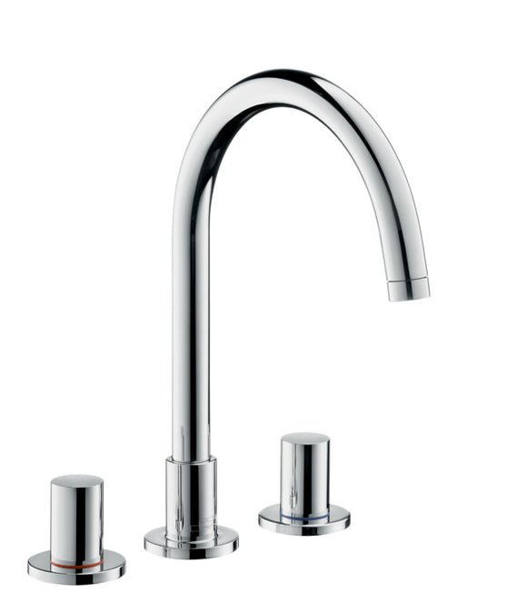 AXOR UNO2- 3HOLE BASIN MIXER