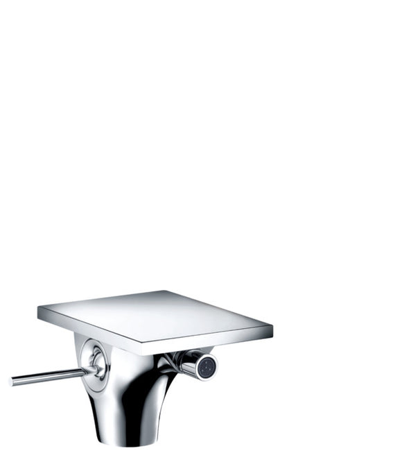 AXOR MASSAUD SINGLE LEVER BIDET MIXER WITH POP-UP WASTE SET
