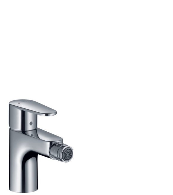 TALIS E² SINGLE LEVER BIDET MIXER WITH POP-UP WASTE SET