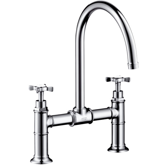AXOR MONTREUX - 2-HANDLE KITCHEN MIXER