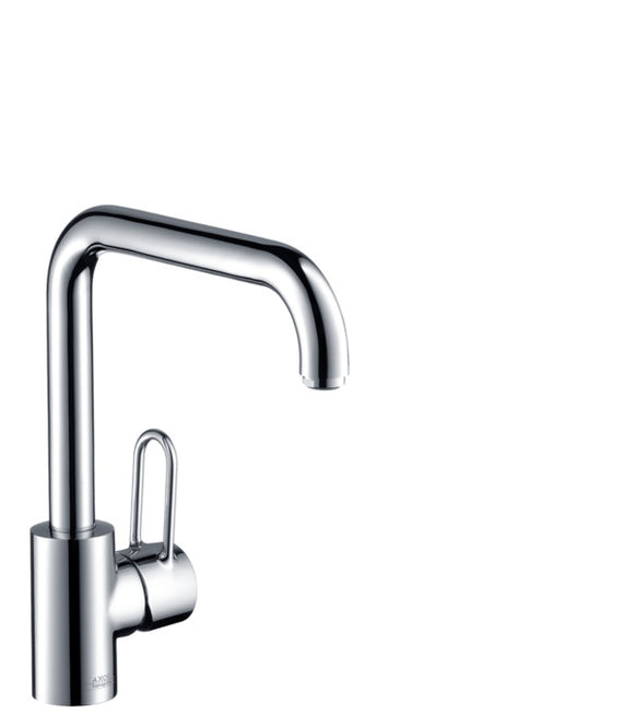 ALLEGRO E ALLEGRA UNO- KITCHEN MIXER SINGLE LEVER ,ARM SWIVEL THROUGH 360DEG,1HOLE INS,