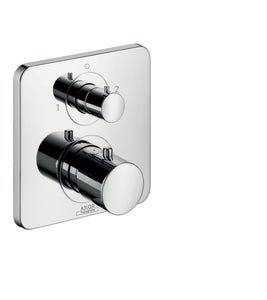 AXOR CITTERIO M- THERMOSTAT FOR CONCEALED INSTALLATION WITH SHUT-OFF/ DIVERTER VALVE