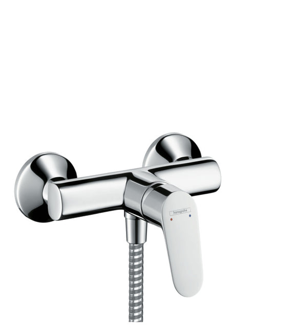 FOCUS SINGLE LEVER SHOWER MIXER FOR EXPOSED INSTALLATION-FOCUS