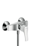 METRIS CLASSIC SINGLE LEVER SHOWER MIXER FOR EXPOSED INSTALLATION