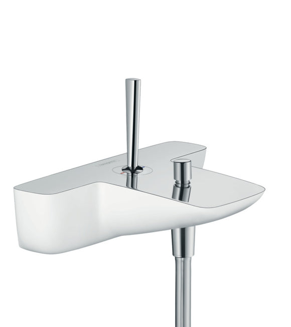PURAVIDA SINGLE LEVER BATH MIXER WH
