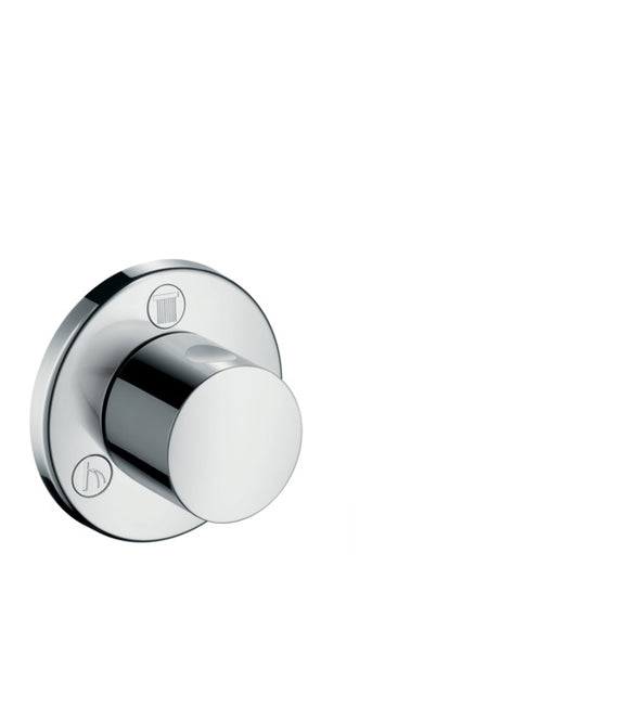 QUATTRO BASIC SET- DIVERTER SHUT-OFF/ VALVE S TRIO/ QUATTRO FOR CONCEALED INSTALLATION