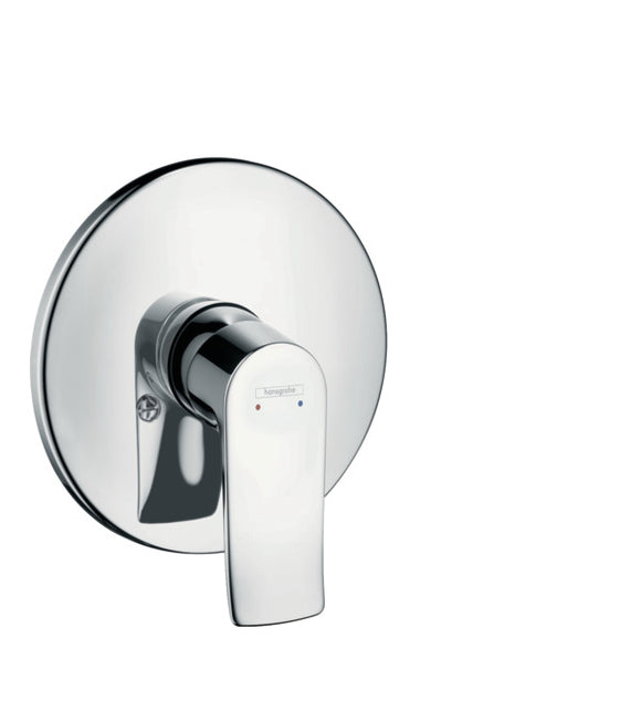 METRIS CONCEALED SHOWER MIXER CHROME