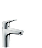 FOCUS SINGLE LEVER BASIN MIXER 100 WITH POP-UP WASTE SET