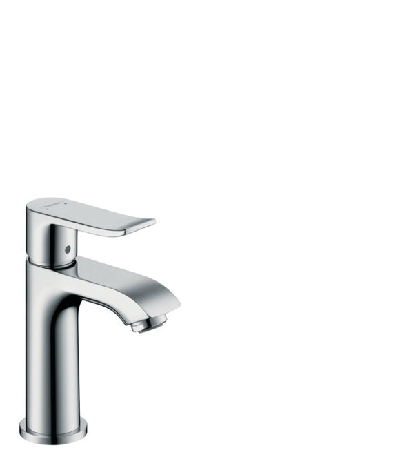 METRIS- SINGLE LEVER BASIN MIXER 100 FOR HAND WASHBASINS WITH POP-UP WASTE SET