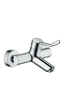 TALIS CARE- SINGLE LEVER BASIN MIXER FOR EXPOSED INSTALLATION WITH EXTRA LONG HANDLE