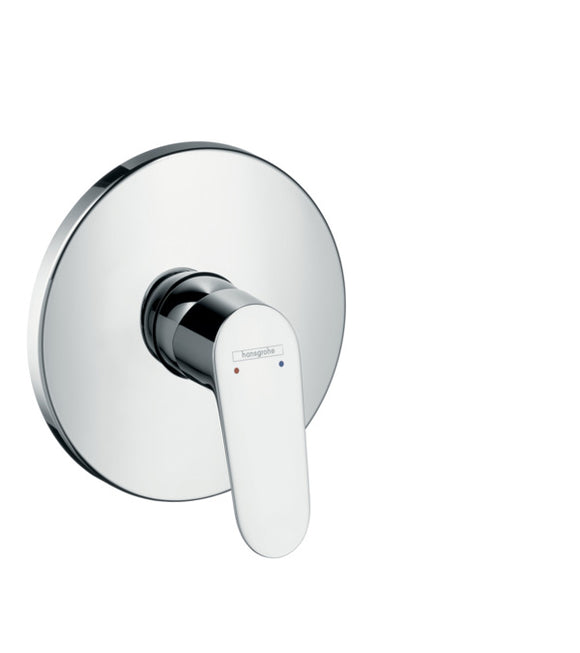 FOCUS SINGLE LEVER SHOWER MIXER FOR CONCEALED INSTALLATION FOR FINISING