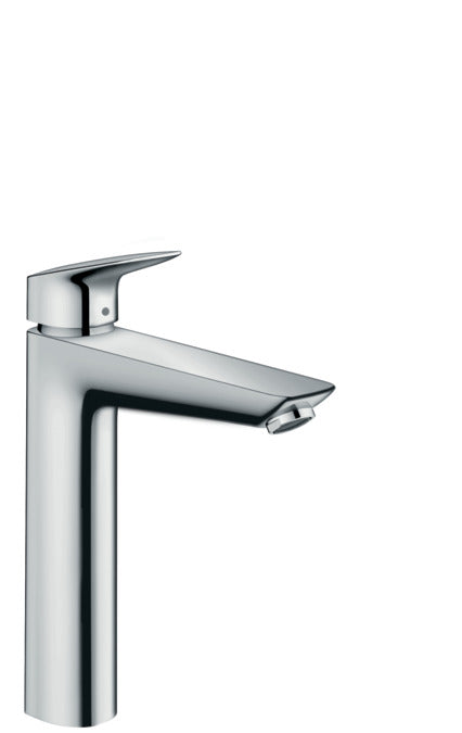 LOGIS SINGLE LEVER BASIN MIXER 190 WITH POP-UP WASTE SET