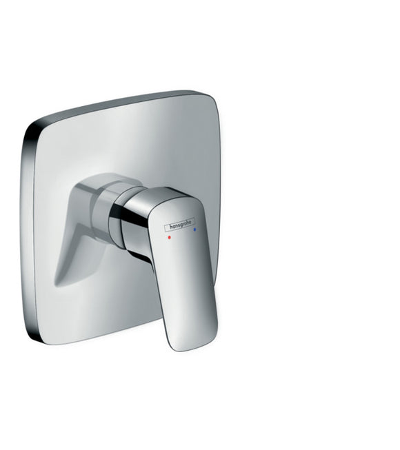 LOGIS SINGLE LEVER SHOWER MIXER FOR CONCEALED INSTALLATION FOR FINISING SET