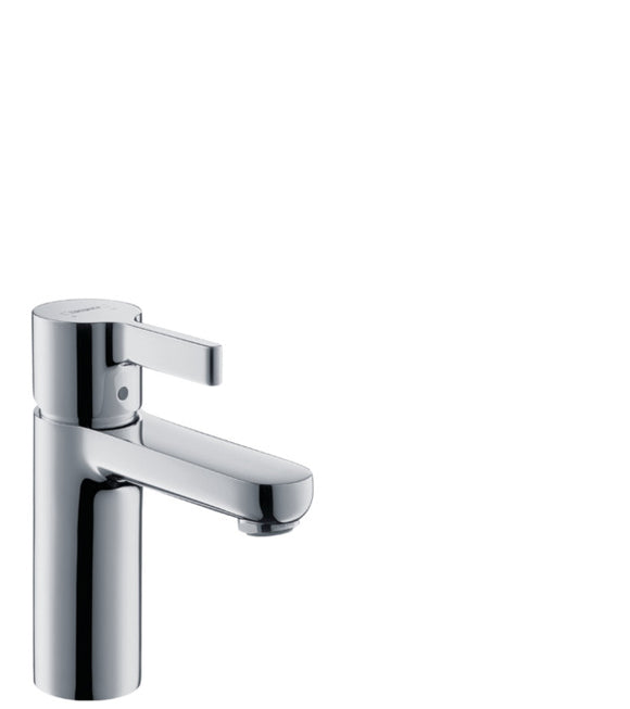 METRIS- SINGLE LEVER BASIN MIXER 100 WITH POP-UP WASTE SET