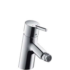 TALIS S - SINGLE LEVER BIDET MIXER WITH POP-UP WASTE SET