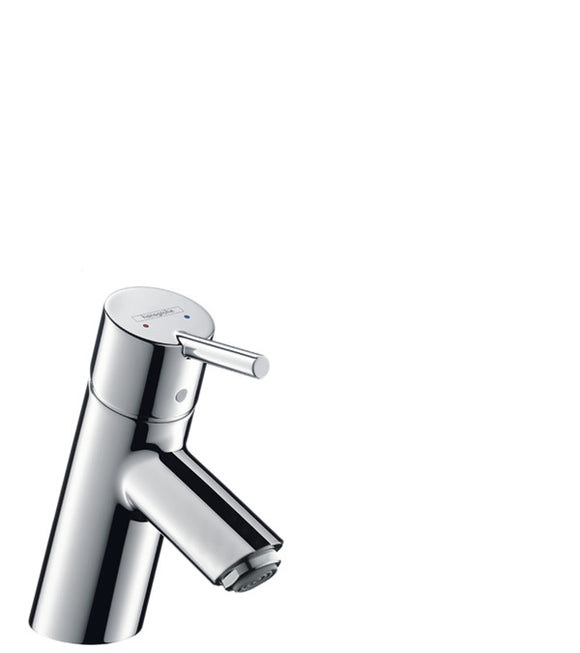 TALIS S  SINGLE LEVER BASIN MIXER WITH POP-UP WASTE SET