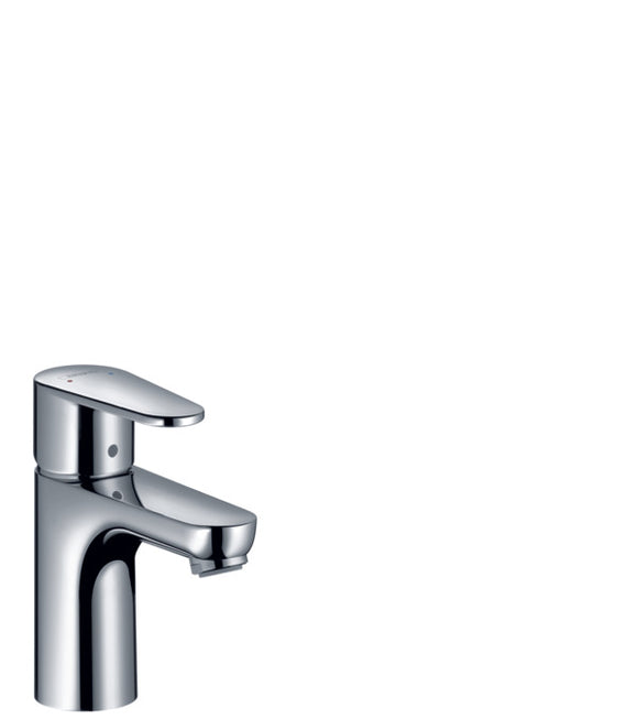 TALIS E² SINGLE LEVER BASIN MIXER 80 WITH POP-UP WASTE SET