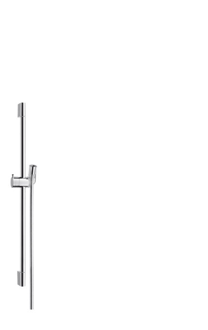 UNICA CROMA SHOWER BAR C 65 CM WITH SHOWER HOSE