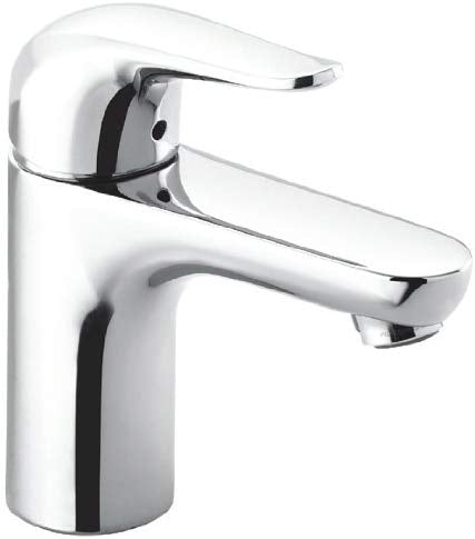 METRO E BASIN MIXER SINGLE HOLE LEVER HANDLE